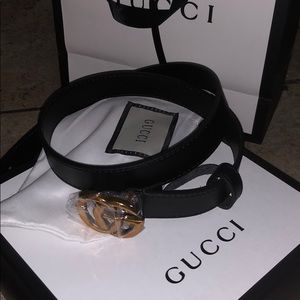 Women gucci belt